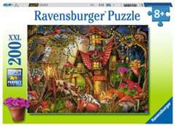 Ravensburger 200 xox jigsaw the little cottage