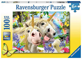 Ravensburger 100xxl jigsaw don't worry be happy