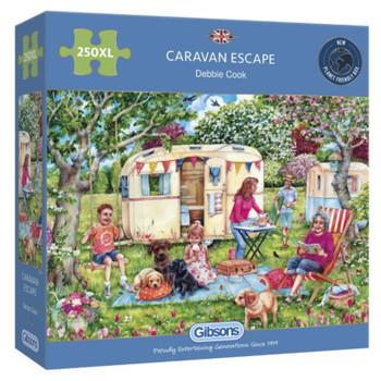 gibson 250 big caravan escape jigsaw