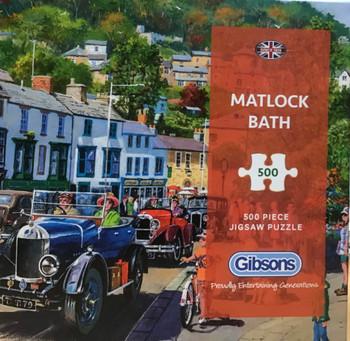 Matlock bath 500 piece jigsaw Gibson