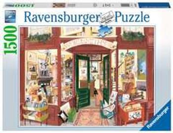 Ravensburger Wordsmiths bookshop 1500 piece jigsaw