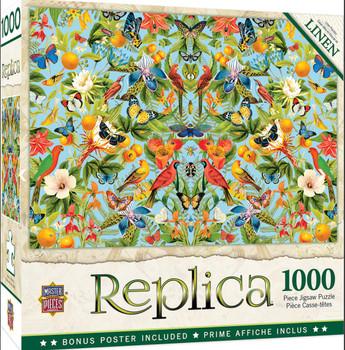 Masterpieces Puzzle Replica Oranges Puzzle 1000 pieces