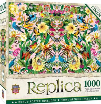 Masterpieces Puzzle Replica Blue Birds Puzzle 1000 pieces