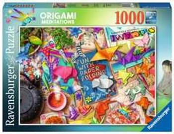 Ravensburger 1000 piece mindful origami
