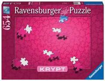 Ravensburger 1000 piece jigsaw krypt pink