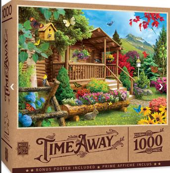 Masterpieces Puzzle Time Away Summerscape Puzzle 1000 pieces