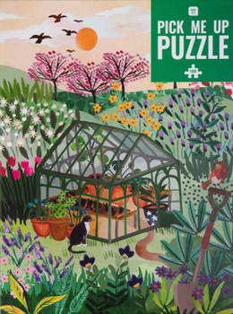 Garden puzzle 500  piece jigsaw