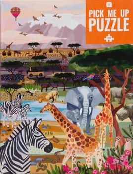 Safari puzzle 1000 piece jigsaw
