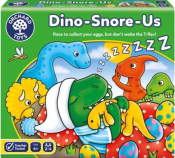Dino snore us orchard toys