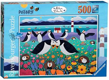 Ravensburger  Puffinry 500 Piece Jigsaw
