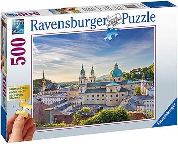 Ravensburger  Österreich Salzburg, Austria 500 Jigsaw