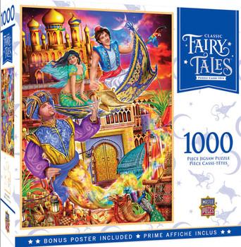 Materpiece jigsaw 1000 piece Aladdin