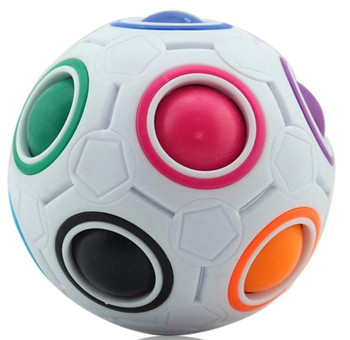 Football Shaped sensory/fidget Puzzle