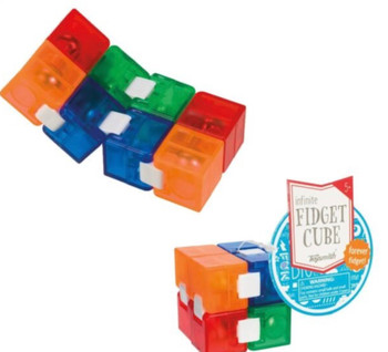 Sensory/fidget infinity cube