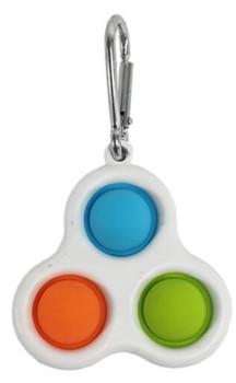 Poppit key ring