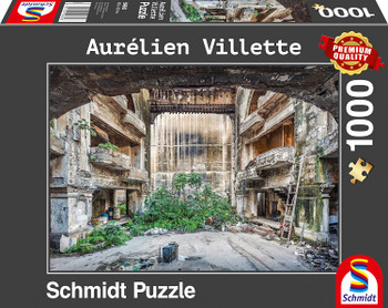 Aurelian Vallette 1000 piece jigsaw