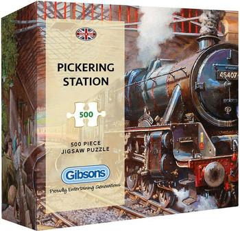 Pickering station 500 piece jigsaw