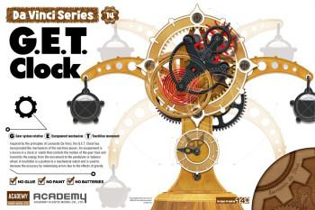 Da Vinci series g e t clock kit