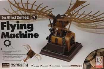 Da Vinci flying machine kit