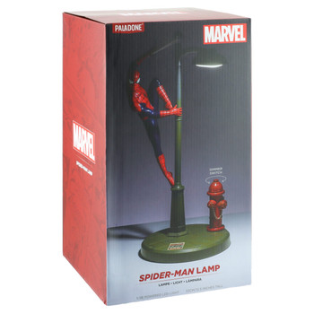 Spider man lamp