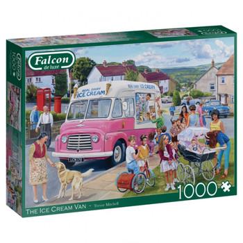 The ice cream van