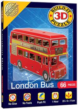 3D Mini London Bus, Various