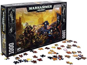 Warhammer jigsaw 1000 piece dark imperium