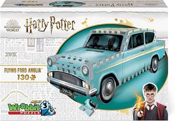 Wrebbit 3D Harry Potter: Flying Ford Anglia Mini