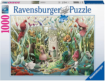 Ravensburger The Secret Garden 1000pc
