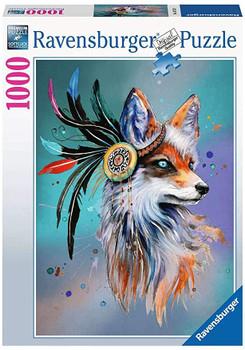 Ravensburger Spirit Fox 1000 Piece jigsaw