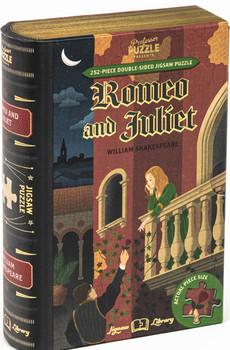 Romeo and Juliet 252 piece jigsaw