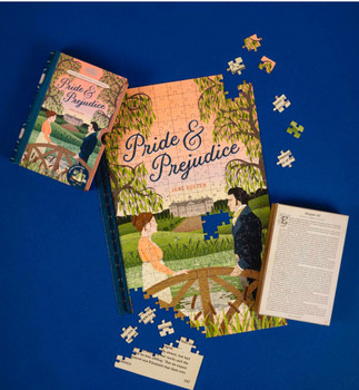 Pride and prejudice 252 pieces jigsaw