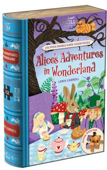 Alice and wonderland 252 piece jigsaw