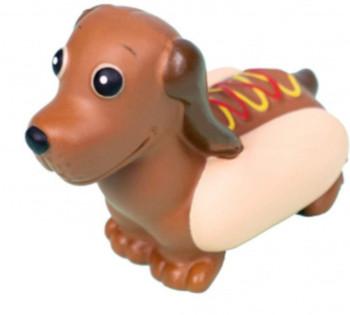 Sausage dog stress toy