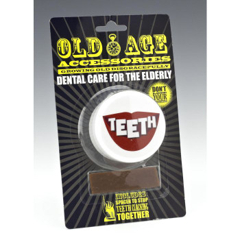 Old age dental accessory kit