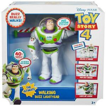 Buzz light year toy story walk and talk figure
