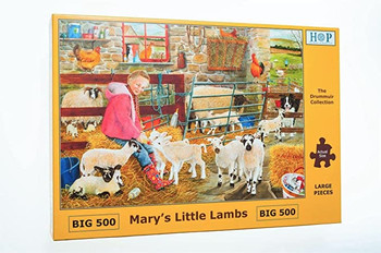Mary's little lambs big 500 house of puzzles