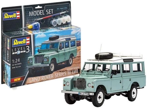 Revell Land Rover 111 model kit