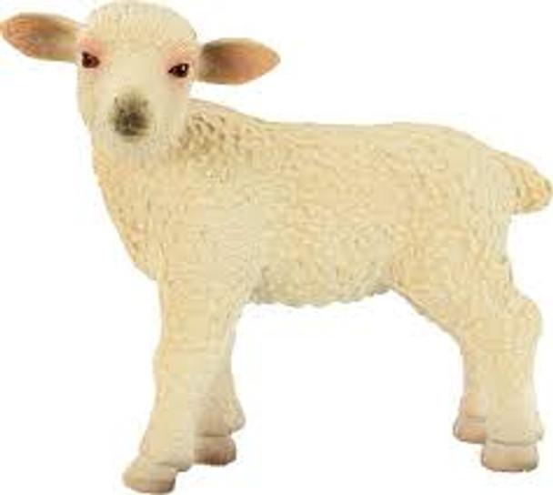 Lamb Standing Toy Figure