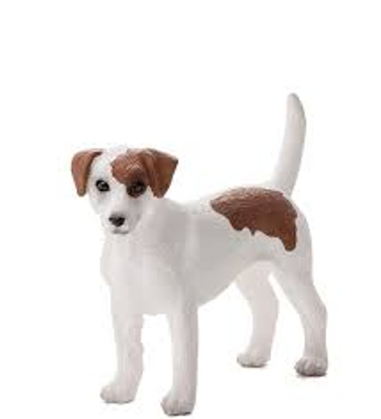 Jack Russell Toy Figure