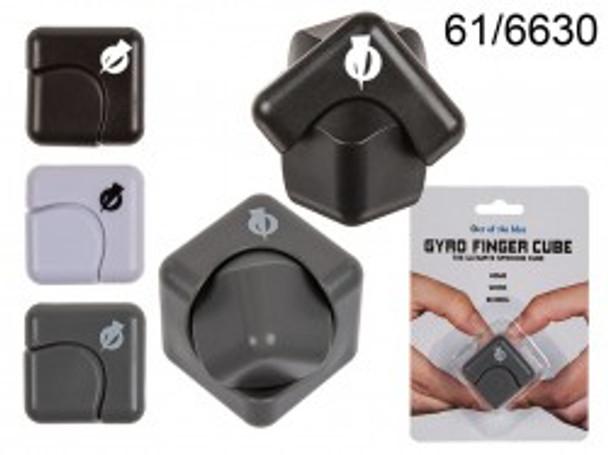 Gyro finger cube