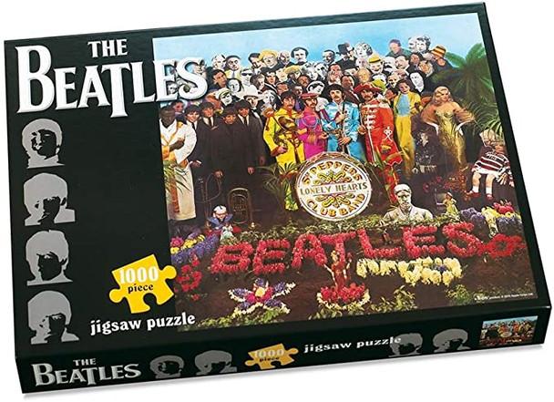 Beatles jigsaw 1000 piece jigsaw