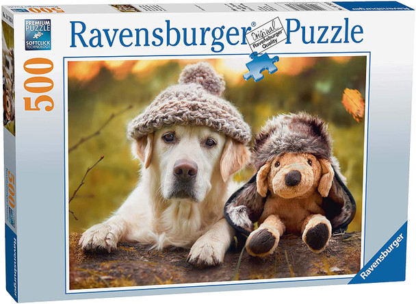 Ravensburger Me and My Pal 500 piece Jigsaw Puzzle