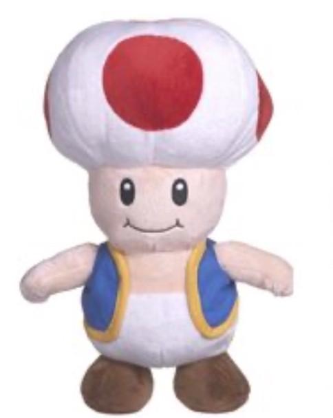 """Mario 24"""" toad"""