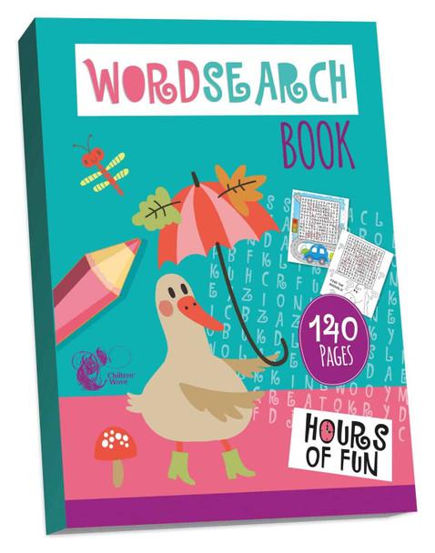 Word search book big