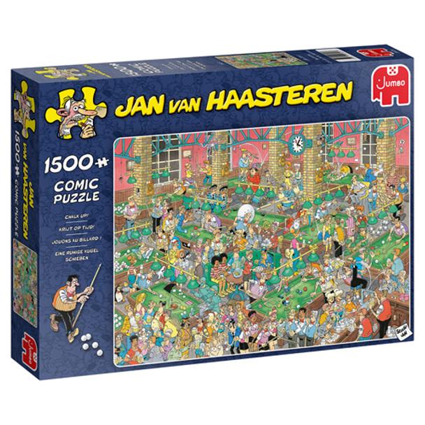 JVH chalk up jigsaw 1500 piece