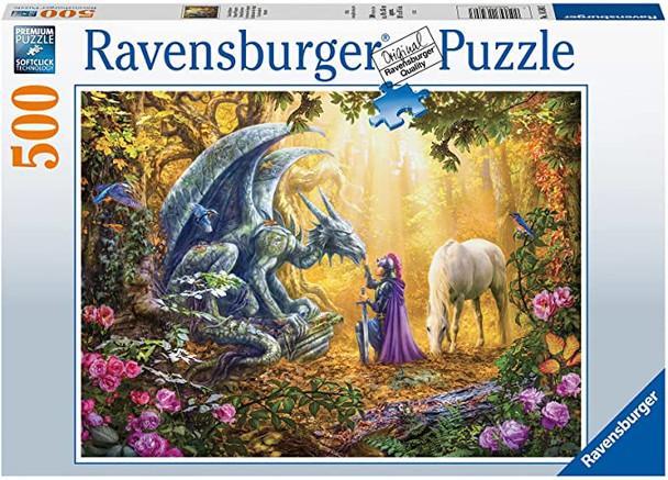 Ravensburger The Dragon's Spell 500