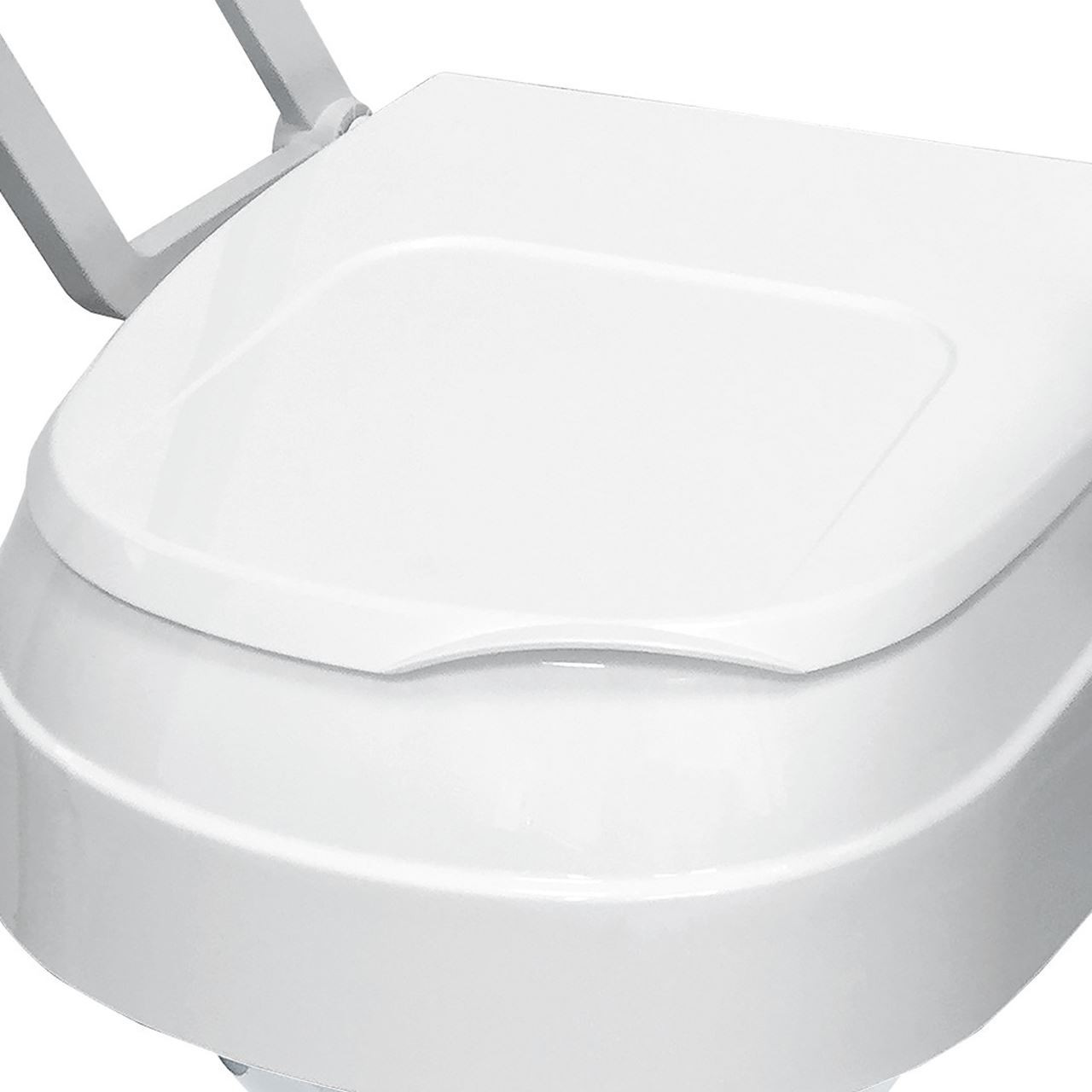 Wondrous Drive Toilet Seat With Lid And Arms Gmtry Best Dining Table And Chair Ideas Images Gmtryco