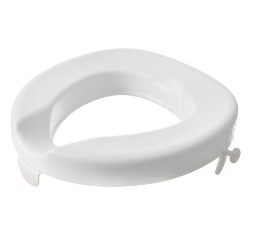 Serenity 2'' Toilet Seat Raiser Toileting Aid