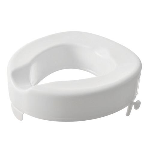 4'' Serenity Raised Toilet Seat